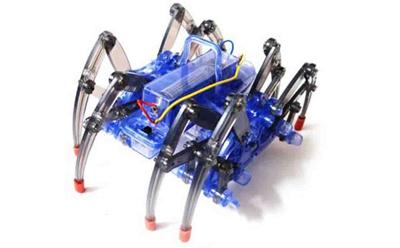 آموزش ساخت ربات