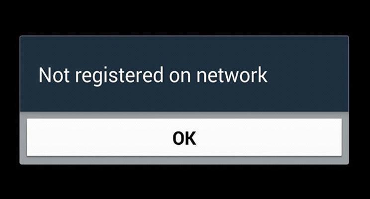 علت بوجود آمدن ارور SIM REGISTER در مدار موبایل