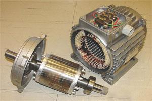 آشنایی با موتور های سه فاز