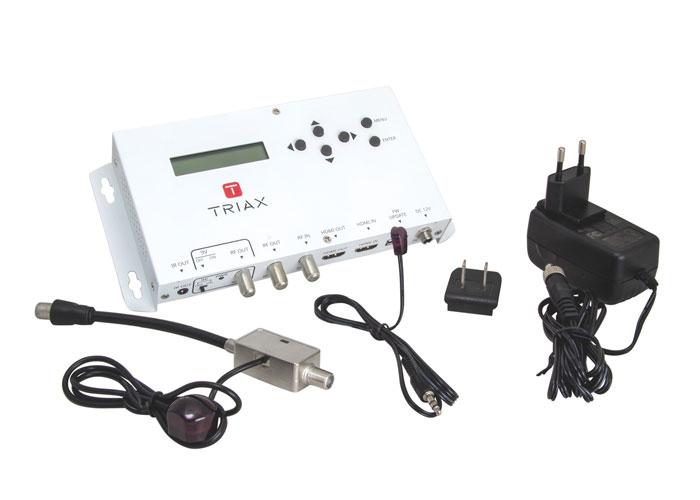 تجهیزات اتصال دوربین مداریسته به آنتن مرکزی