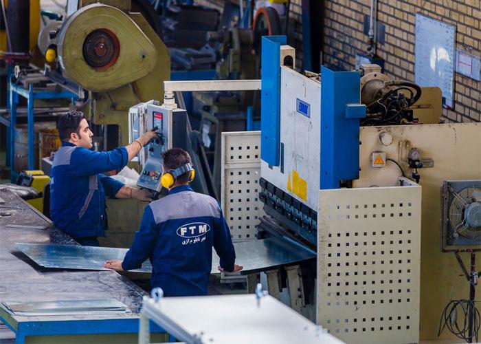 صنعت تابلو سازی برق