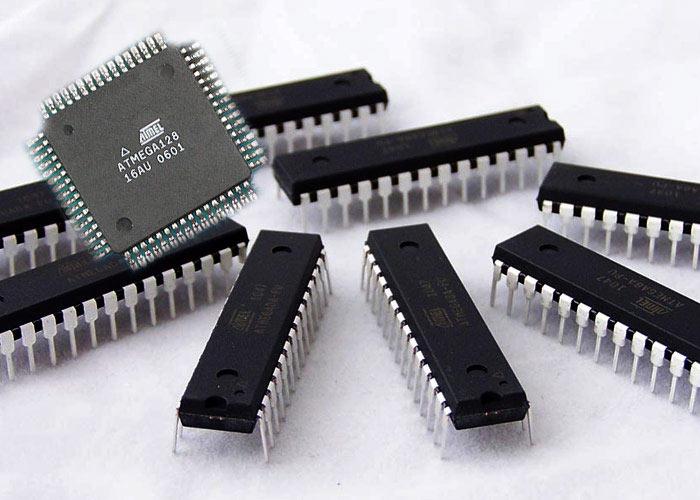 انواع میکروکنترلرهای AVR