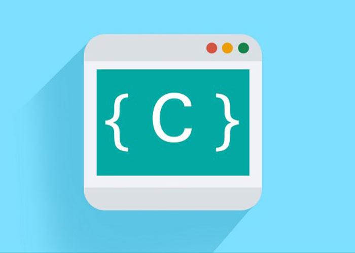 ساختار یک برنامه به زبان سی