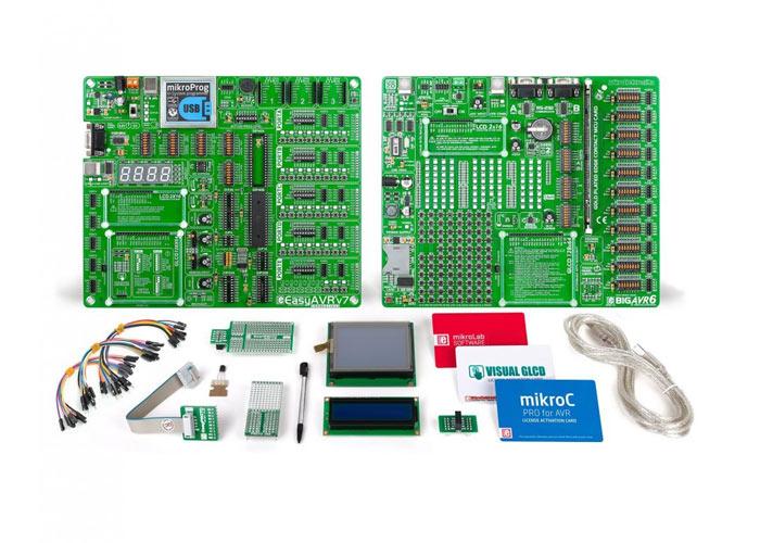 تجهیزات کامل AVR