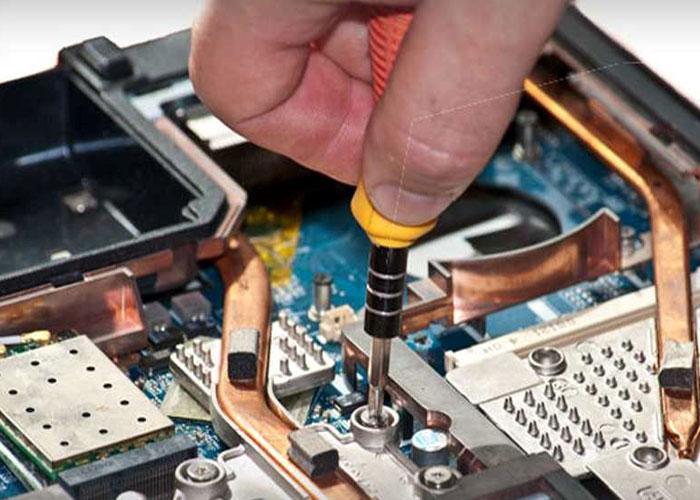تعمیرات سخت افزاری لپ تاپ