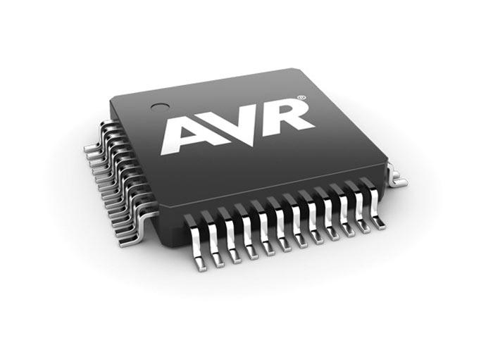 ساختار حافظهها در میکروکنترلر AVR