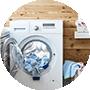 آموزش برطرف کردن هفت مشکل متداول در لباسشویی ها
