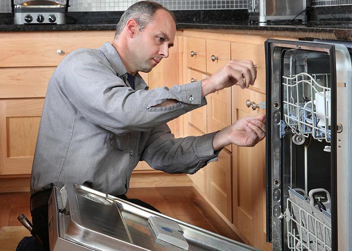 نگهداری ظرفشویی