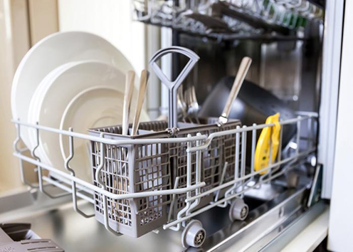 پر نشدن ماشین ظرفشویی