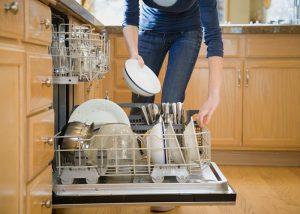 چیدمان ظرفشویی