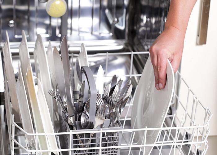 چیدمان ظروف