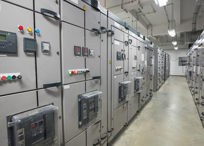 تجهیزات تابلو برق صنعتی فشار ضعیف