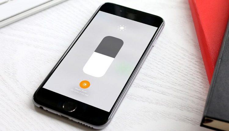 غیر فعال کردن حالت تنظیم خودکار نور صفحه