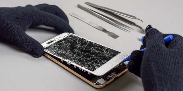 تمام آنچه درباره تعمیر ال سی دی گوشی و گلس شکسته موبایل باید بدانید