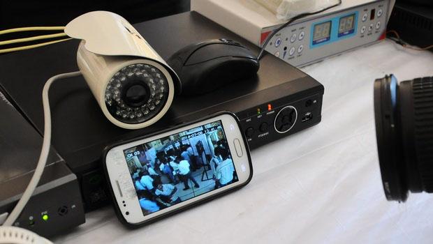آموزش انتقال تصویر دوربین مدار بسته آی پی