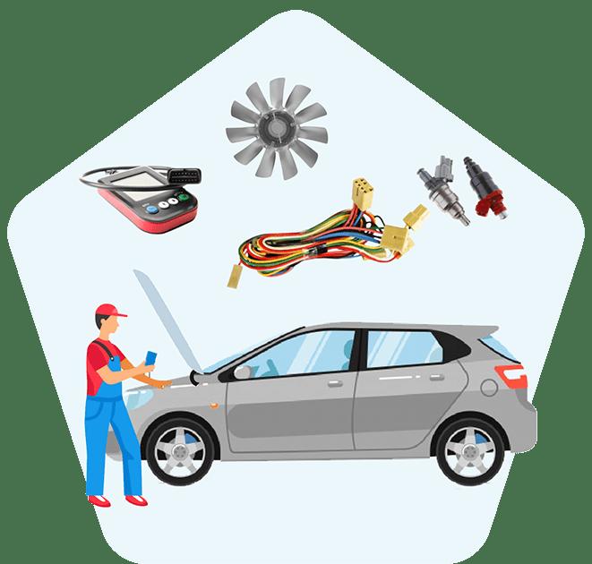 آموزش برق خودرو درجه ۱