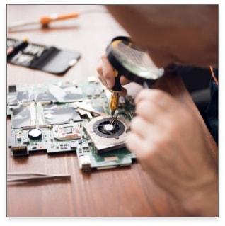 دسته تعمیرات وبایل و لپ تاپ