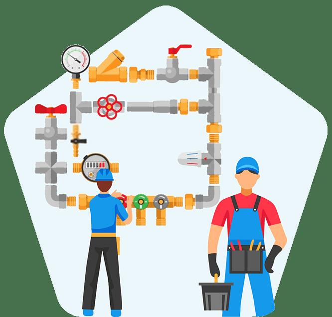 آموزش  آموزش لوله کشی گاز خانگی و تجاری