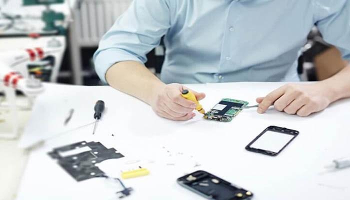 یادگیری تعمیرات موبایل