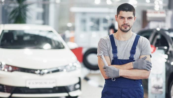 شغل مرتبط با خودرو