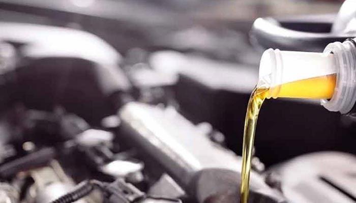 علائم کم شدن روغن موتور