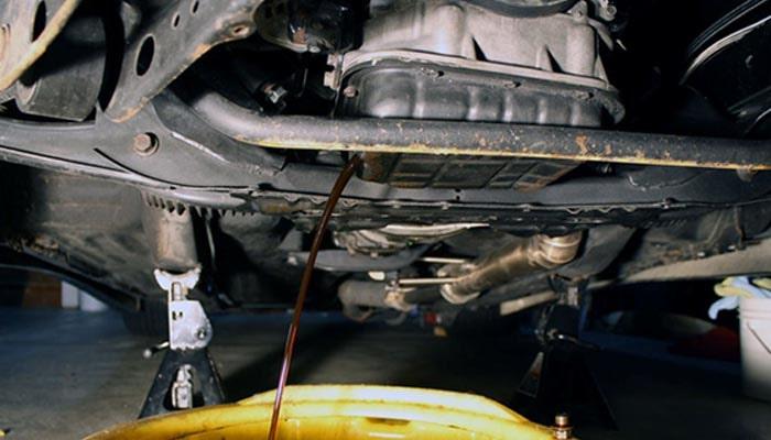 علت کم شدن روغن موتور در خودرو