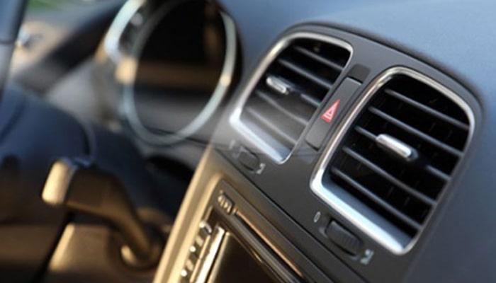 علت باد گرم کولر خودرو