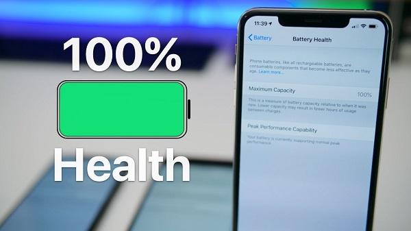 بررسی سلامت باتری موبایل