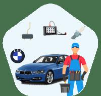 آموزش برق خودرو BMW