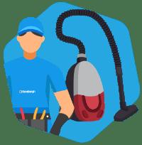 آموزش تعمیرات جارو برقی