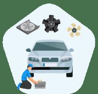 آموزش کولر و تهویه مطبوع خودرو
