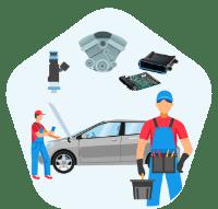 آموزش انژکتور و دیاگ خودرو